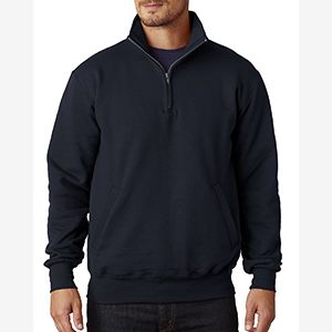 Adult 9 oz. Double Dry Eco® Quarter-Zip Pullover Thumbnail