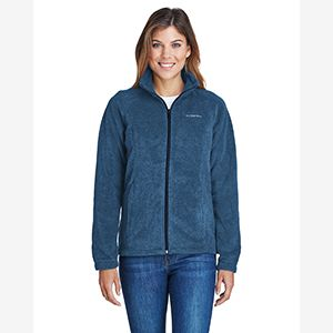 Ladies' Benton Springs™ Full-Zip Fleece Thumbnail