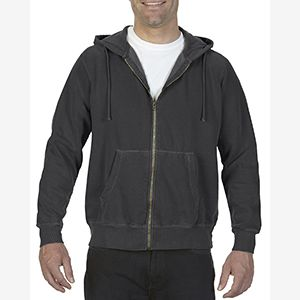 Adult Full-Zip Hooded Sweatshirt Thumbnail