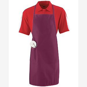 Unisex Long Apron With Pockets Thumbnail