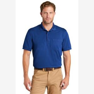 ® Industrial Snag Proof Pique Pocket Polo Thumbnail