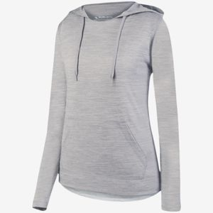 Ladies' Shadow Tonal Heather Hoodie Thumbnail