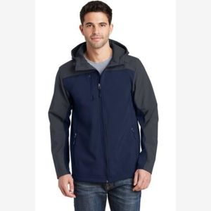 Hooded Core Soft Shell Jacket Thumbnail