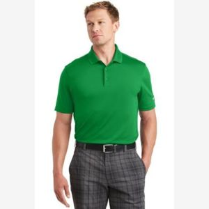 Dri FIT Classic Fit Players Polo with Flat Knit Collar Thumbnail