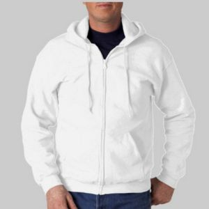 CONTRACT Adult Full Zip Hoodie - you supply Thumbnail