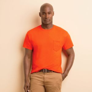 DryBlend® Adult T-Shirt with Pocket Thumbnail