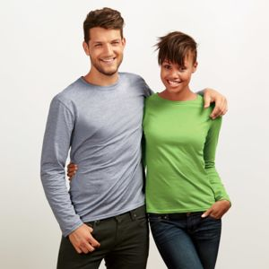 Gildan Softstyle® Adult Long-Sleeve T-Shirt Thumbnail
