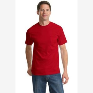 Port Tall Essential T Shirt with Pocket Thumbnail