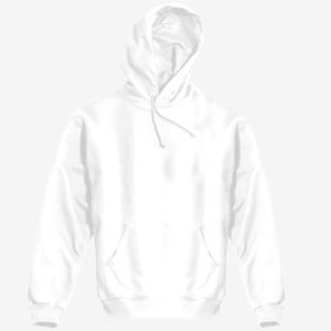 CONTRACT Adult Hoodie - you supply Thumbnail