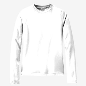 CONTRACT Ladies L/S T-Shirt - you supply  Thumbnail
