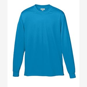 CONTRACT 100% Polyester Moisture-Wicking Long-Sleeve T-Shirt Thumbnail