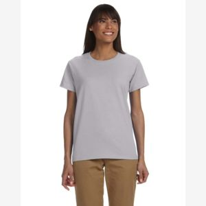 Ladies' Ultra Cotton® 6 oz. T-Shirt Thumbnail